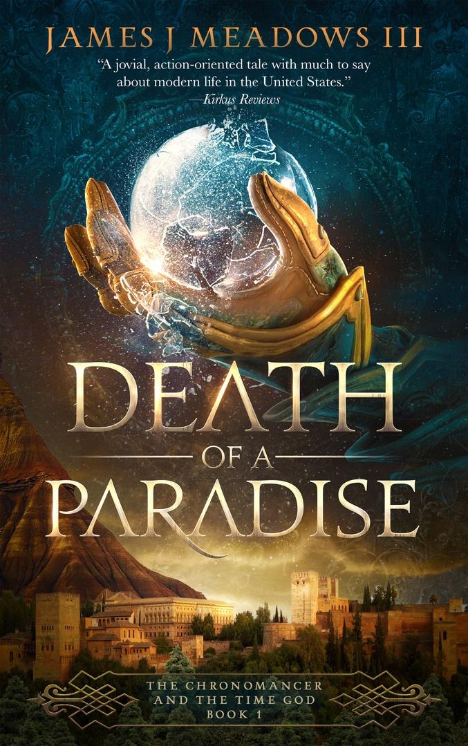 Death of a Paradise - eBook